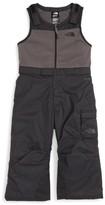 The North Face Toddler Boy's Heekseeker(TM) Insulated Waterproof Bib Snowsuit