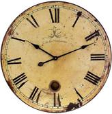 Imax Wall Clock & Pendulum