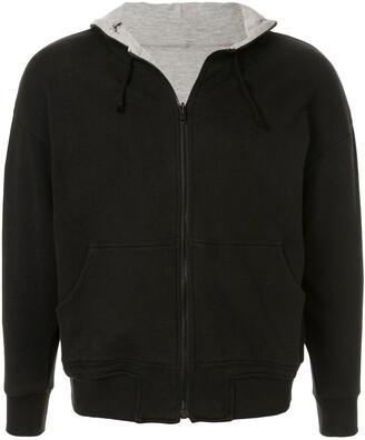 Issey Miyake Pre Owned 1980's Sports Line reversible zipped hoodie