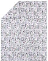 Full-Queen Streets of Paree Duvet Cover