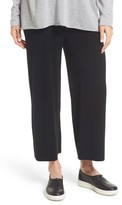 Eileen Fisher Women's Knit Cashmere Ankle Pants