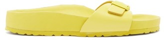 Birkenstock 1774 - Madrid One-strap Leather Sandals - Womens - Yellow