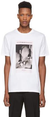 HUGO White Deginners T-Shirt