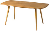 Houseology Ercol Originals Love Plank Table - Straw