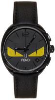 Fendi Black Momento Bugs Watch