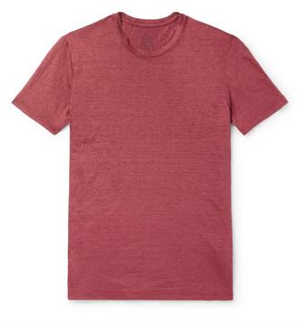Altea Slub Linen T-Shirt