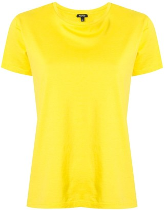 Aspesi loose fit crew neck T-shirt