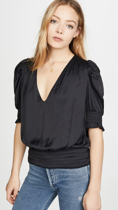 Ramy Brook Flora Blouse