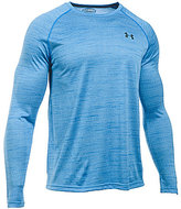 Under Armour UA Tech Patterned Long Sleeve Tee