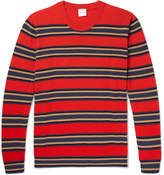 Paul Smith Striped Cashmere Sweater
