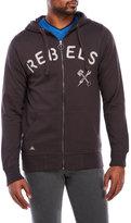 Ringspun Rebels Zip-Up Hoodie
