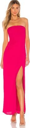 superdown Asher Strapless Dress