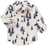 Gymboree Forest Shirt