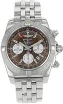Breitling Men's BTAB042011-Q589SS Chronomat Analog Display Swiss Automatic Silver Watch