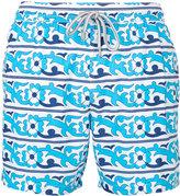 Capricode - floral print swim shorts - men - Nylon - S