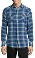 Polo Ralph Lauren Standard-Fit Plaid Western Shirt