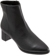 Trotters Soft Upper Short Boots - Kim