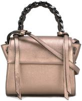 Elena Ghisellini mini 'Angel Magic Metal' tote - women - Calf Leather - One Size