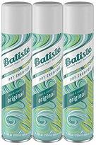 Batiste Dry Shampoo, Original, 3 Count (Packaging May Vary)