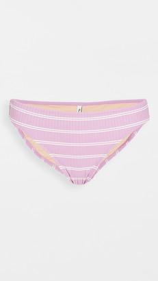 Madewell Rib Devon Hipster Bikini Bottoms