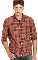 Denim & Supply Ralph Lauren Regular Fit Long Sleeve Sport Shirt