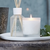 The White Company Spa Restore Luxury Scented Candle
