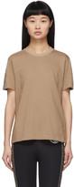 Fendi Beige Forever T-Shirt