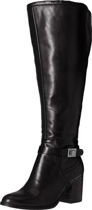 Franco Sarto Women's Arlette Wide Calf Riding Boot