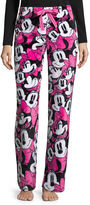 Disney Minnie Mouse Fleece Pajama Pants-Juniors