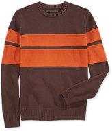 Sean John Men's Stripe Sweater