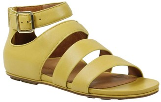 L'Amour des Pieds Leather Sandals - Doroteia