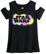 Disney Star Wars Logo Fashion Tee for Women by Star Wars Boutique