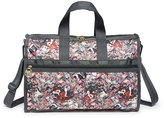 Le Sport Sac Bambi Floral Medium Weekender