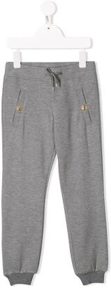 Chloé Kids elasticated waist trousers