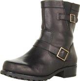 SoftWalk Women's Bellville Boot, Black