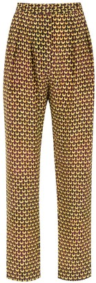 Andrea Marques Tapered Trousers