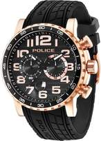 Police Gents Powerslide Strap Watch