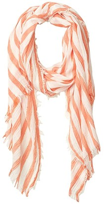 Tigerlily Echo New York Cabana Stripe Oblong Scarves