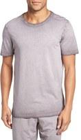 Daniel Buchler Men's Vintage Wash Cotton T-Shirt