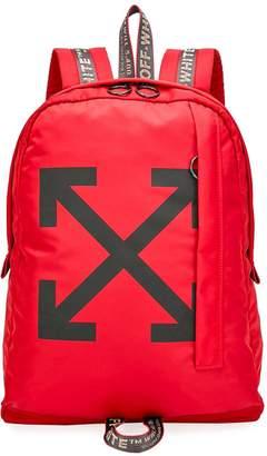 Off-White Men's Easy Arrow Backpack