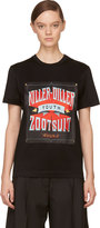 Juun.J Black Killer-Diller New Era Edition T-Shirt