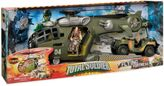 Bed Bath & Beyond The Corps Total Soldier Flying Fortress Transport Helicopter Playset
