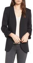 Chelsea28 Women's Ruched Sleeve Blazer