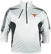 Antigua Men's Texas Longhorns Discover Half-Zip Pullover Jacket