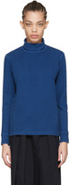 Blue Blue Japan Blue Rib Turtleneck