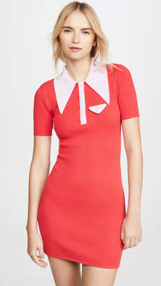 JoosTricot Polo Mini Dress