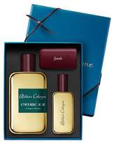 Atelier Cologne Emeraude Agar Cologne Absolue, 200 mL with Personalize Travel Spray, 30 mL