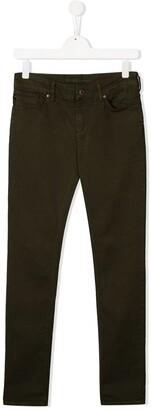 Emporio Armani Kids Regular Fit Jeans