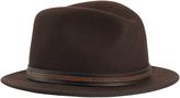 Johnston & Murphy Wool Safari Hat