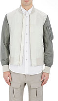Rag & Bone MEN'S TECH-TAFFETA BOMBER JACKET